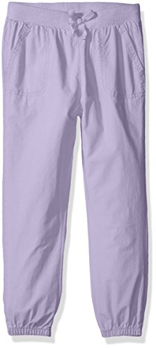 The Children's Place Toddler Girls' Her Li'l Skinny Pants, Purple Ribbon, 3T