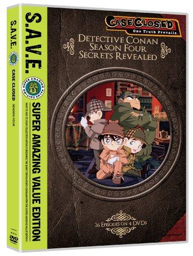 Case Closed: Season 4 (Super Amazing Value Edition)