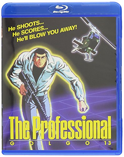 Golgo 13: The Professional Blu Ray [Blu-ray]