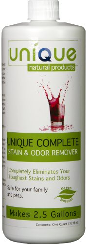 Unique Natural Products 212 Complete Stain and Odor Remover
