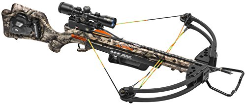 Wicked Ridge by TenPoint Invader G3 Crossbow Package with ACU-52