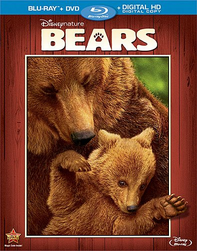 Disneynature: Bears (Two-Disc Blu-ray/DVD Combo)