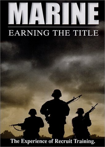Marine - Earning the Title [VHS]