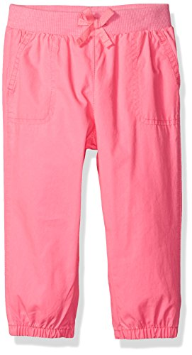 The Children's Place Baby-Girls Sweet Li'l Skinny Pants, Neon Berry, 12-18 months