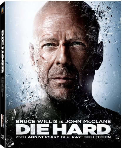 Die Hard: 25th Anniversary Collection (Die Hard / Die Hard 2: Die Harder / Die Hard with a Vengeance / Live Free or Die Hard / Decoding Die Hard) [Blu-ray]